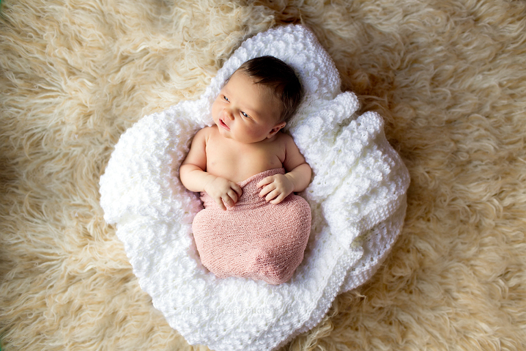 newborn baby photography in Ann Arbor