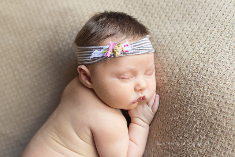 newborn portraiture in Ann Arbor