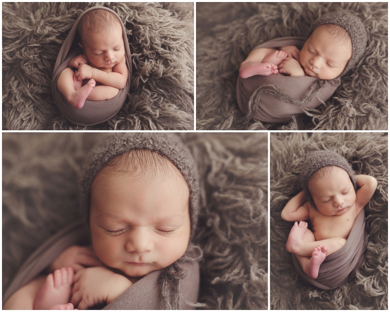newborn photographer in Michigan