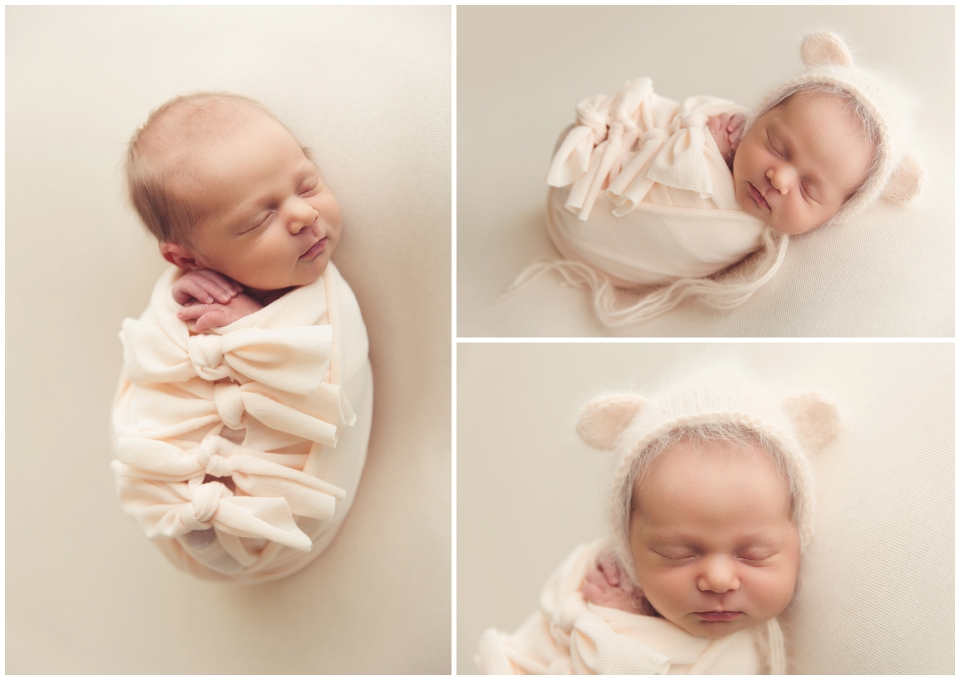 newborn portraits in Ann Arbor
