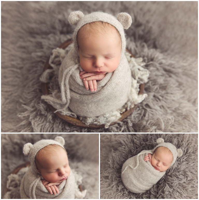 Michigan newborn photography