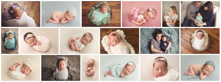 Studio_newborn_portraits_collage