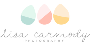 Metro Detroit Family Photographer • Lisa Carmody Photography logo